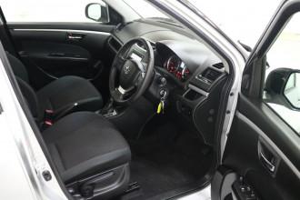 2014 Suzuki Swift FZ MY14 GL Hatchback Image 4