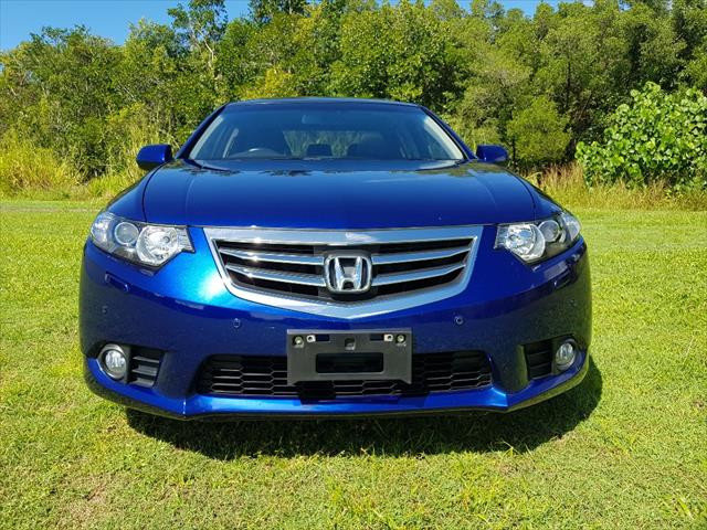 2012 MY13 Honda Accord Euro CU  Luxury Sedan