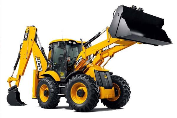 2021 JCB 5CX Backhoe Loader (No Series) Image 4