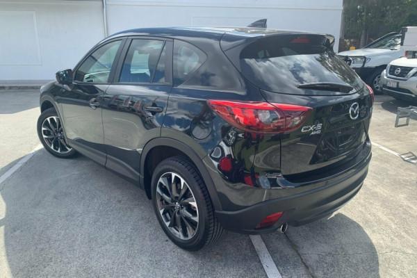 2016 Mazda CX-5 KE1022 Akera SKYACTIV-Drive AWD Suv Image 3