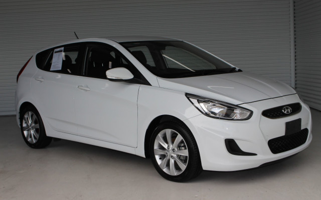 Hyundai Accent SPORT RB6 MY19