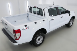 2018 Ford Ranger PX MkII 4x4 XL Double Cab Pickup 3.2L Utility
