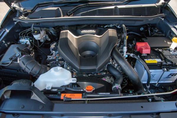 2020 MY21 Isuzu UTE D-MAX RG SX 4x2 Crew Cab Ute Cab chassis Mobile Image 11