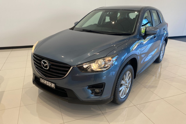 2015 Mazda CX-5 Awd