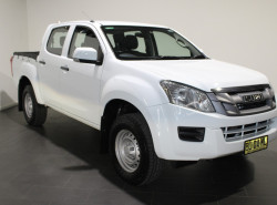 Isuzu Ute D-MAX SX High Ride Turbo