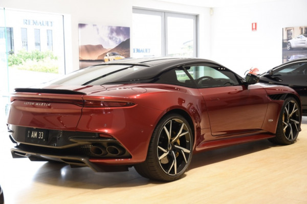 2019 Aston martin Dbs MY19 Superleggera Coupe Image 4