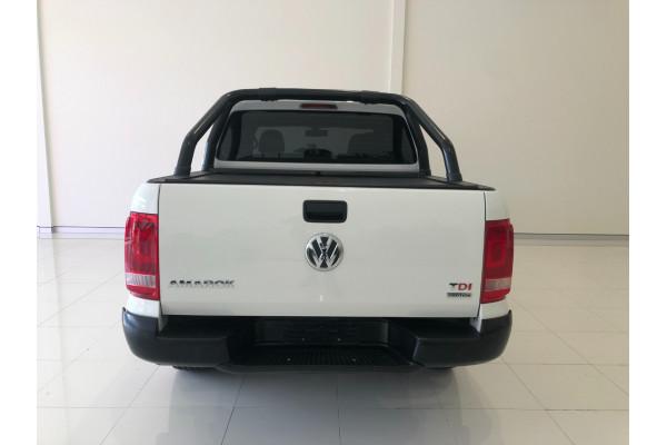 2016 Volkswagen Amarok 2H Tw.Turbo TDI420 Core Plus 4x4 dual cab Image 5