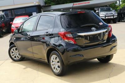 2015 Toyota Yaris NCP131R SX Hatchback Image 2