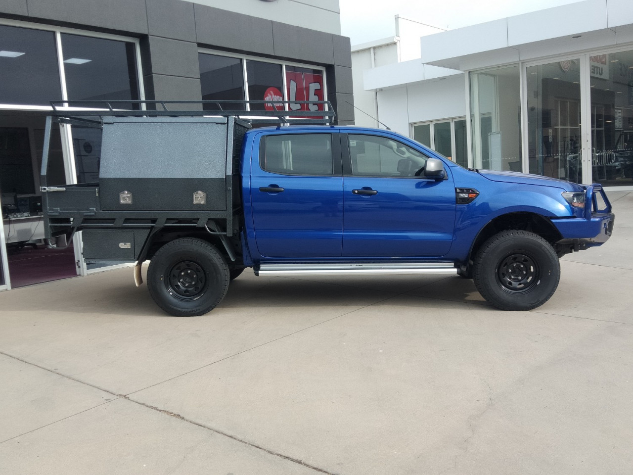 2016 Ford Ranger PX MKII XLS Utility Image 6