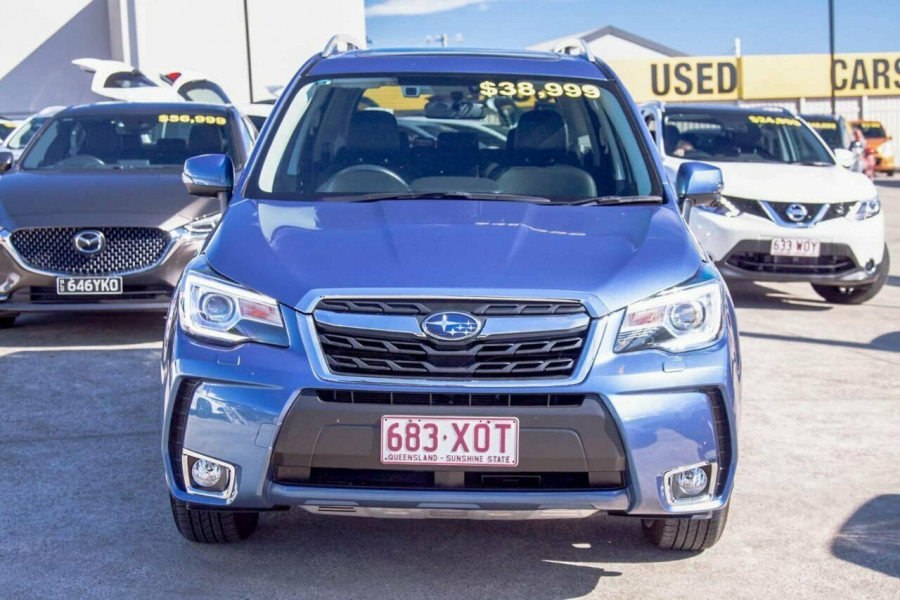 2017 Subaru Forester MY17 2.0XT Premium Suv