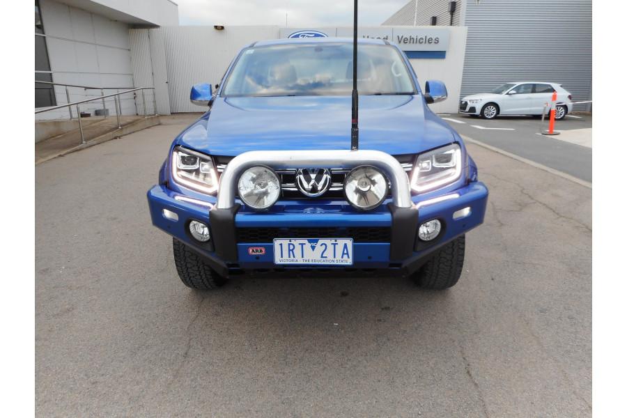 2017 Volkswagen Amarok Utility