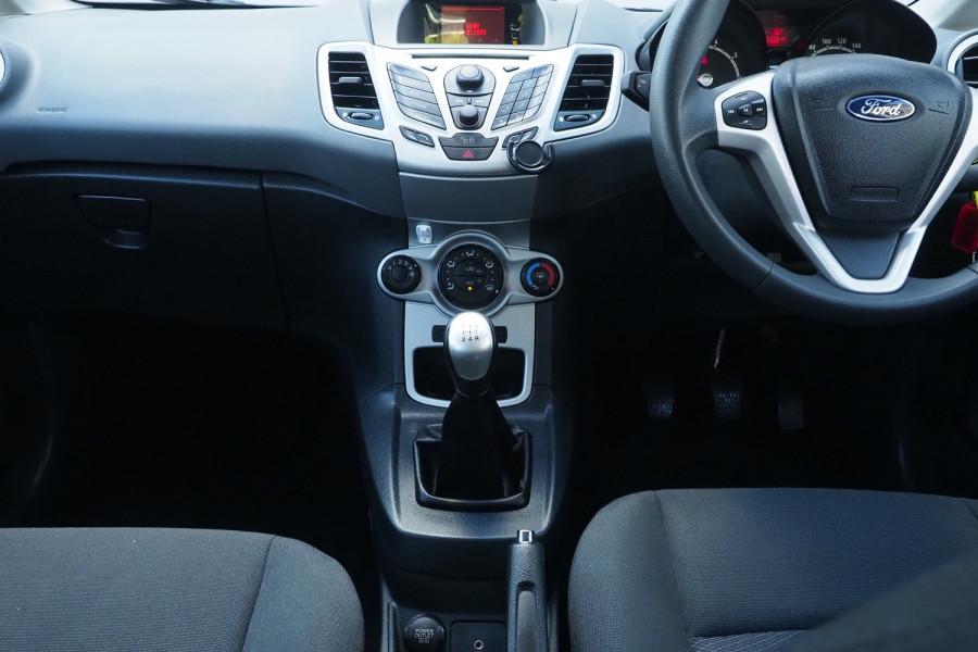 2012 Ford Fiesta WT CL Hatchback Image 8