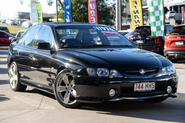 2003 Holden Commodore VY II SS Sedan