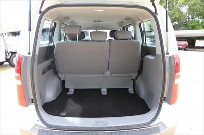 2016 Hyundai Imax TQ3-W Series II MY16 Wagon Image 4