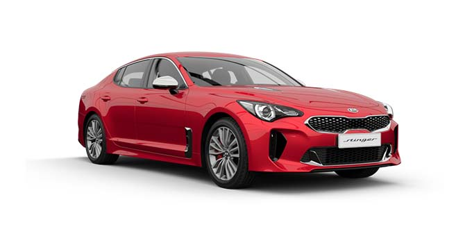 2020 Kia Stinger CK 330S Sedan