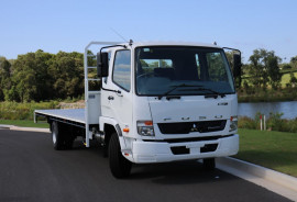 Fuso FIGHTER TRAY + INSTANT ASSET WRITE OFF 1024 MANUAL TRAY