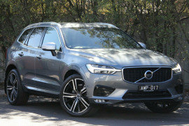 Volvo XC60 D5 AWD R-Design UZ MY19