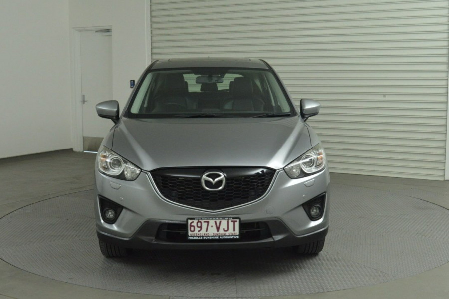 2013 Mazda Cx-5 KE1031 MY13 Grand Touring Suv Mobile Image 5