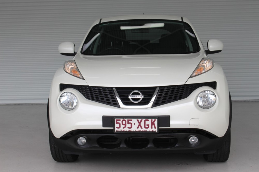 2015 Nissan JUKE F15 SERIES 2 ST Hatch