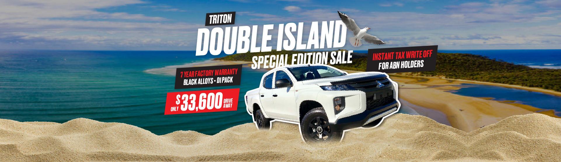 Double Island Sale