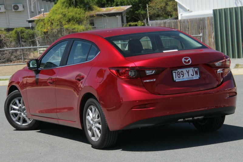 2018 Mazda 3 BN5478 Touring Hatch Sedan