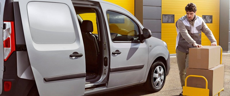 Kangoo Dual Sliding Side Doors