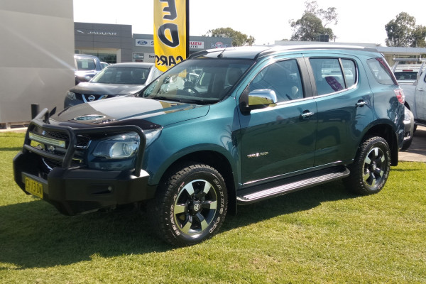 2016 Holden Colorado 7 RG Trailblazer Wagon