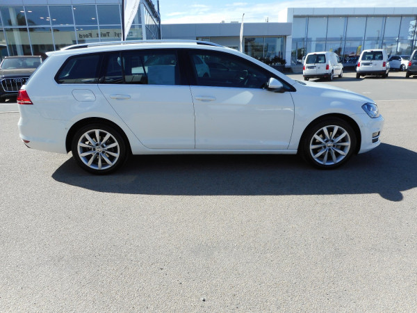 2017 Volkswagen Golf VII  110TSI Highline Wagon