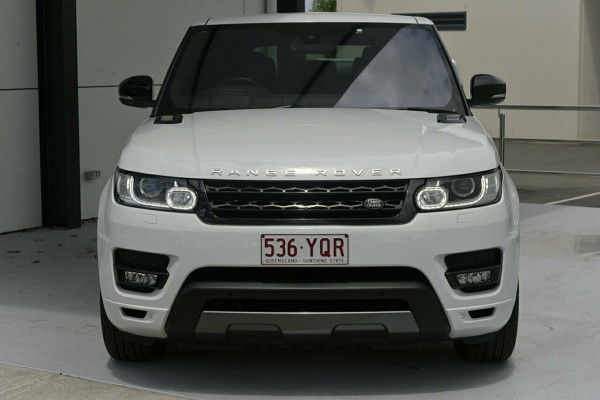 2015 MY16 Land Rover Range Rover Sport L494 16MY V8SC Suv Image 3