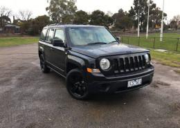 Jeep Patriot BLACKHAWK MK MY14