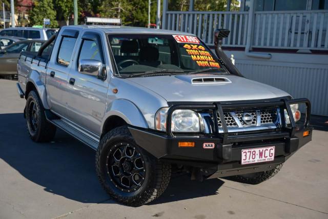 2009 Nissan Navara D22 MY09 ST-R Utility Image 1