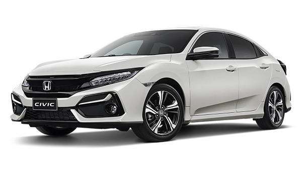 2020 Honda Civic Hatch 10th Gen VTi-LX Hatchback