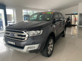 2018 Ford Everest UA 2018.00MY Trend Suv Image 3