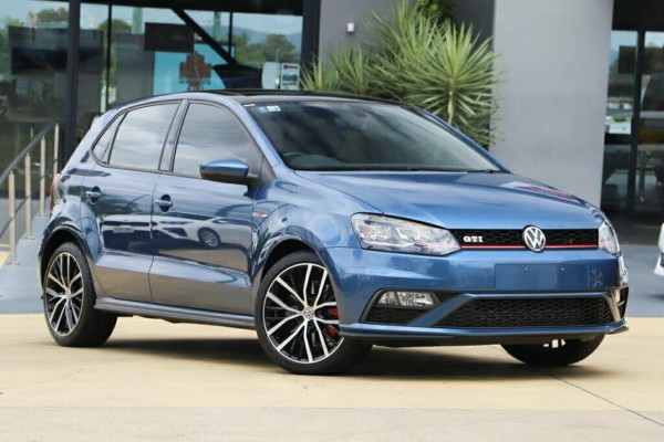 2016 MY17 Volkswagen Polo 6R MY17 GTI Hatchback