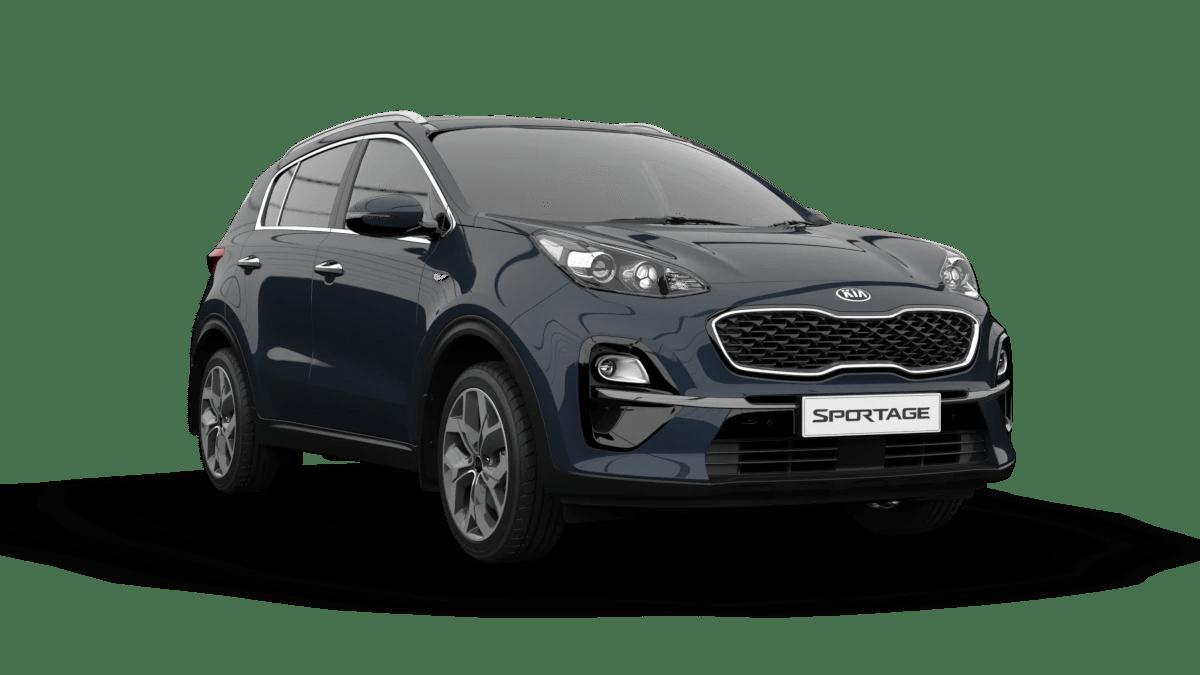2021 Kia Sportage QL SX Plus Suv