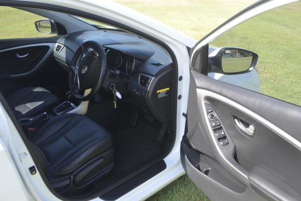 2016 MY17 Hyundai I30 GD II Hatchback
