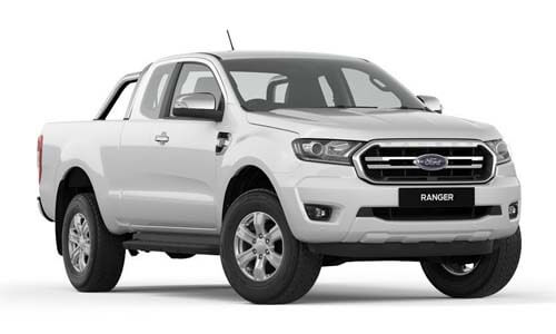 2019 MY19.75 Ford Ranger PX MkIII 4x4 XLT Super Cab Pick-up Utility
