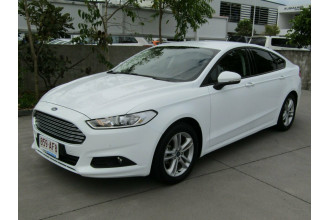 2018 MY18.75 Ford Mondeo MD 2018.75MY Ambiente Hatchback Image 3