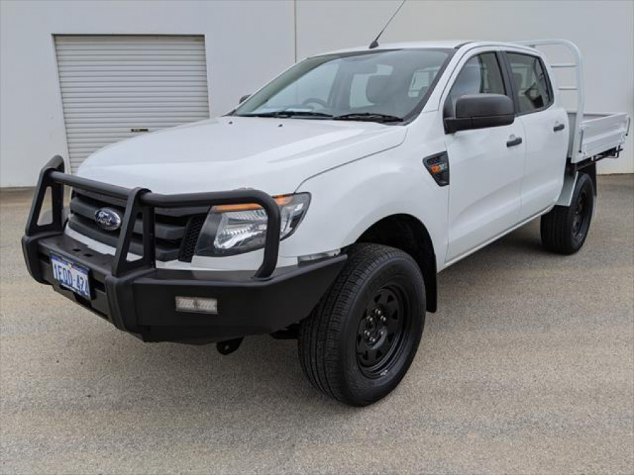 2014 Ford Ranger PX XL Cab chassis - dual cab Image 1