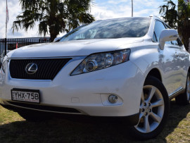 Lexus Rx350 Sports Luxury GGL15R