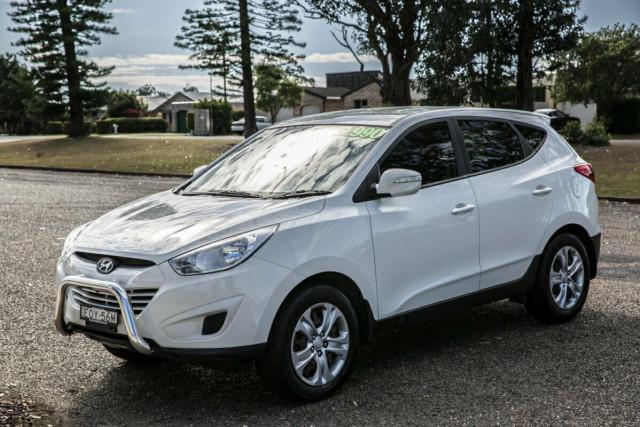 2013 Hyundai ix35 Active