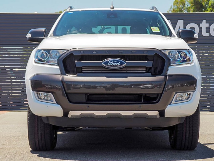 2018 Ford Ranger PX MkII 4x4 Wildtrak Double Cab Pickup 3.2L Utility - dual cab