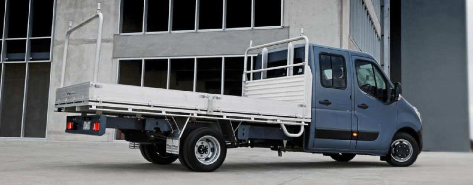 Master Cab Chassis