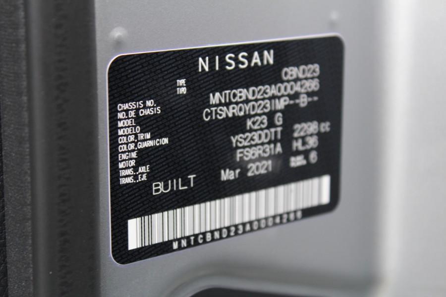 2021 Nissan Navara D23 Dual Cab SL Pick Up 4x4 Utility Image 16