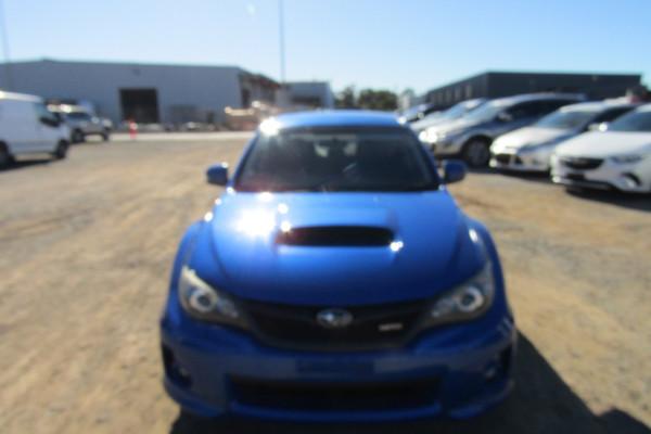 2011 Subaru Impreza G3 MY11 WRX Sedan Image 2