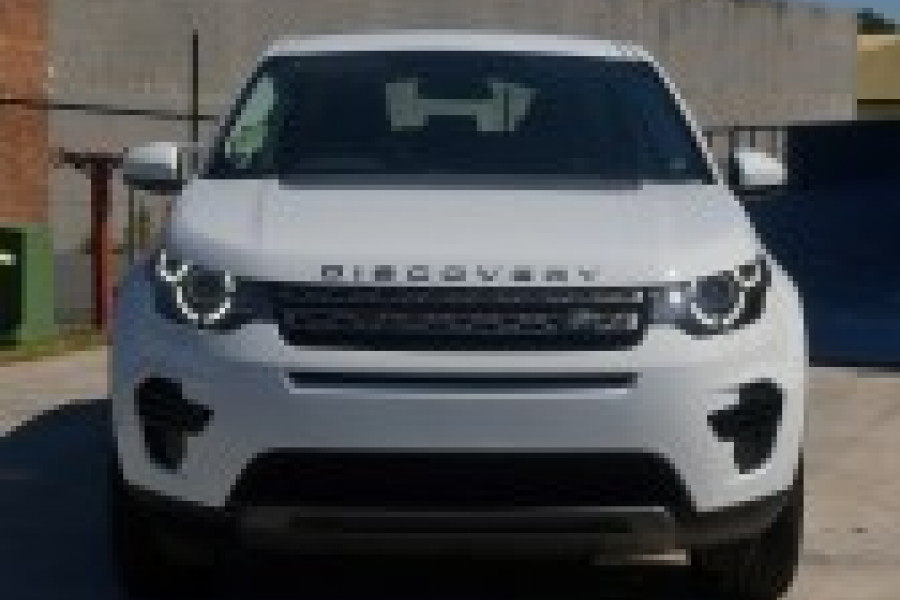 2019 Land Rover Discovery Sport L550 19MY TD4 132kW Suv
