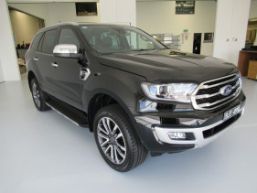 2020 MY20.25 Ford Everest UA II 2020.25MY TITANIUM Suv