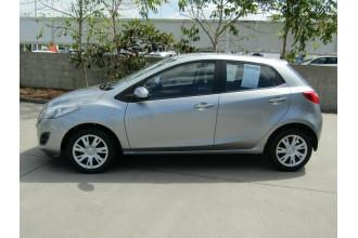 2012 Mazda 2 DE10Y2 MY12 Neo Hatchback Image 4