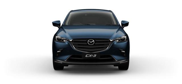 2021 MY0  Mazda CX-3 DK sTouring Suv Mobile Image 4