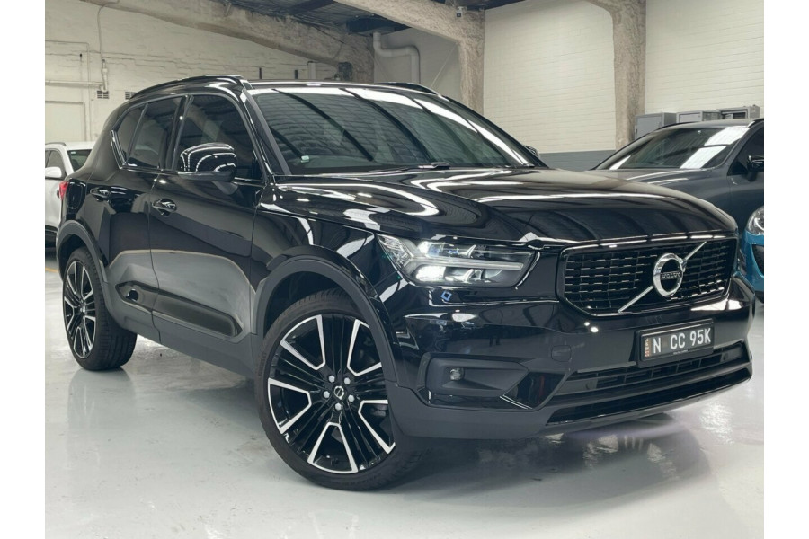 2020 MY21 Volvo XC40 XZ MY21 T5 AWD R-Design Suv